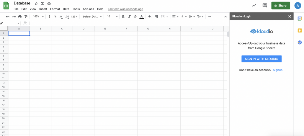 google sheets automated reports